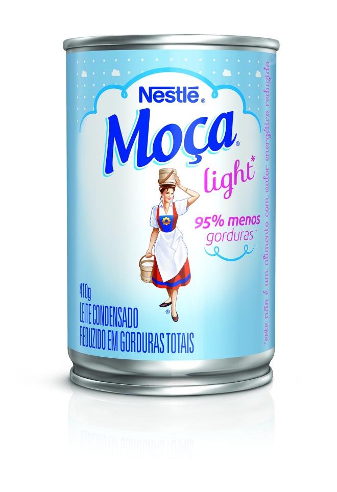 moça light lata 410g MD